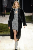 black below the knee coat Favorite coats for this fall winter 2014 2015 ready to wear collections