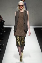 luster skirt and brown tops Earth colors ready to wear