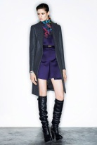 back leather coat Favorite coats for this fall winter 2014 2015 ready to wear collections