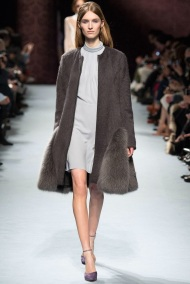 brown knee length coat Favorite coats for this fall winter 2014 2015 ready to wear collections