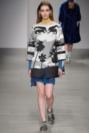 print short coat Favorite coats for this fall winter 2014 2015 ready to wear collections