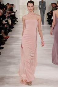 pink nude dress Evening gowns and dresses