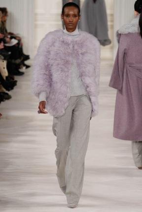 Fur for winter
