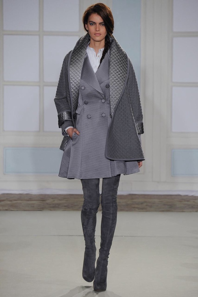 grey scale outfits