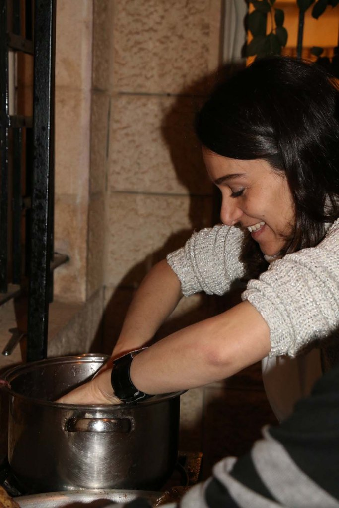 Cooking Class in Amman Jordan