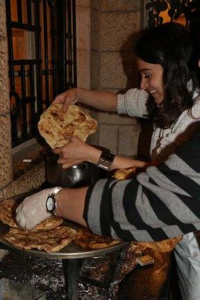 Cooking class in Amman Webdeg Musakhan