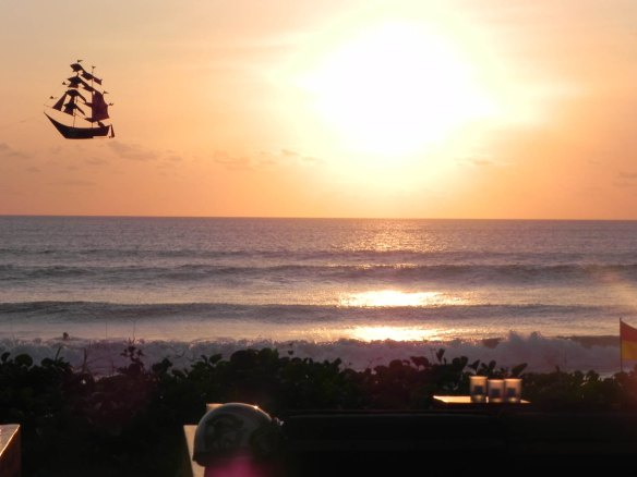 The best sunset view you will ever witness is in Bali