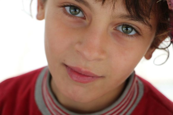 Gaza-Refugee-Camp-Portrair-Green-Eyes-1