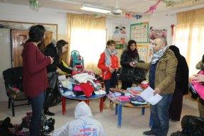 Donations to rebuild gaza