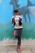 To rebuild Gaza at the Jarash Gaza Refugee Camp