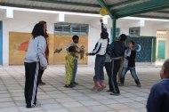 Palestinian Refugee kids Playing