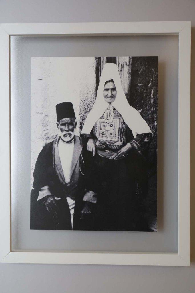 History of Palestine Bethlehem