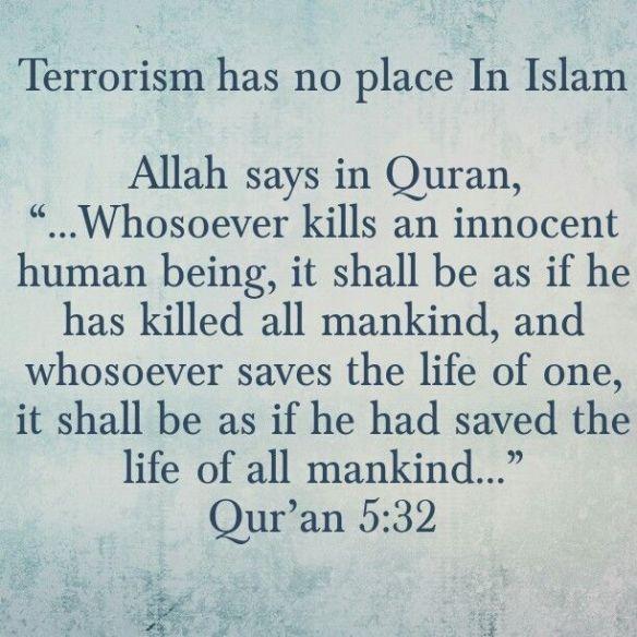 Quran on Islam