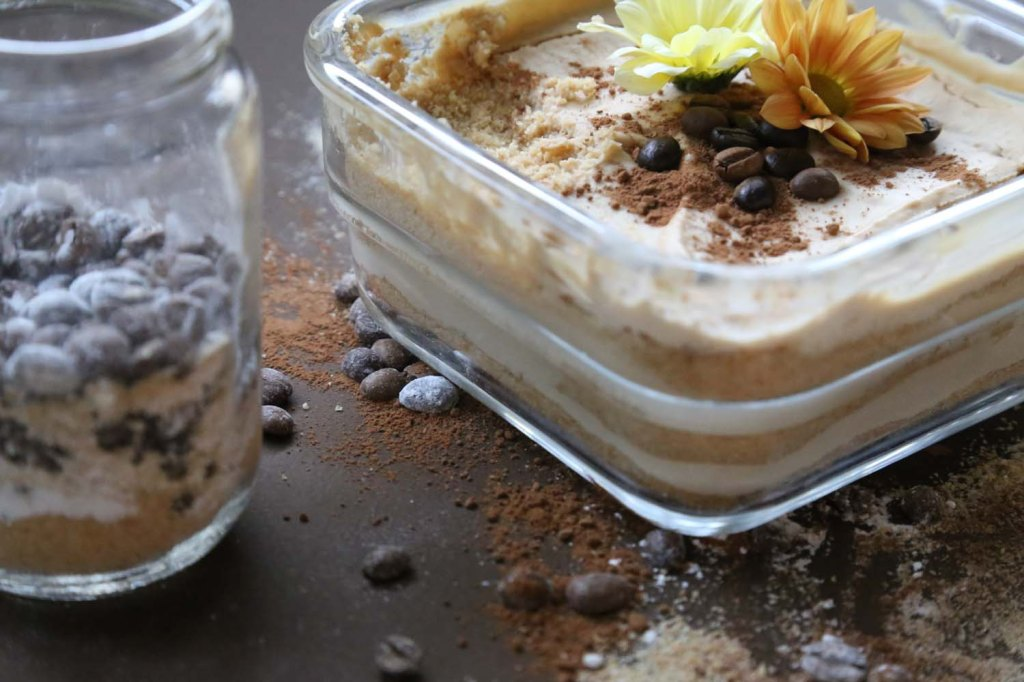 How to make chocolate Tiramisu