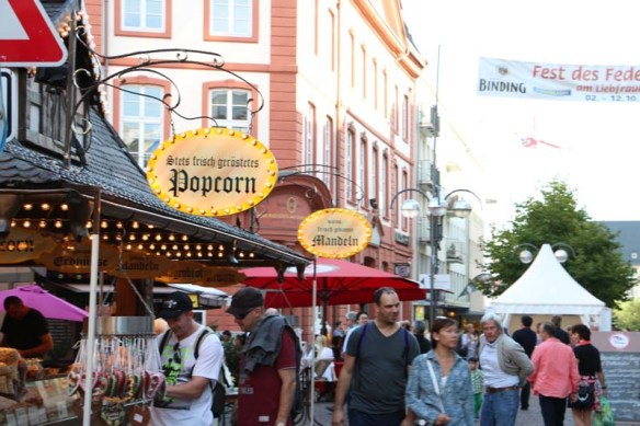 Frankfurt Germany Shop