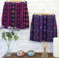 Afternoon Delight 💕with mini skirts from our #PalestineCollection ✨