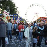 Festival at the Brandenburger Mitte
