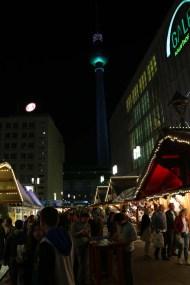 Night time at Hackescher Markt