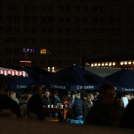 Night time at Hackescher Markt