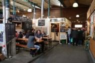 Markthalle market festival in neukolln food festival