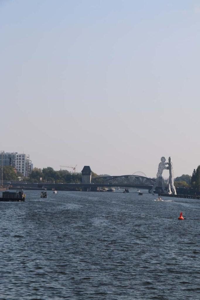 View from the Berlin Bridge