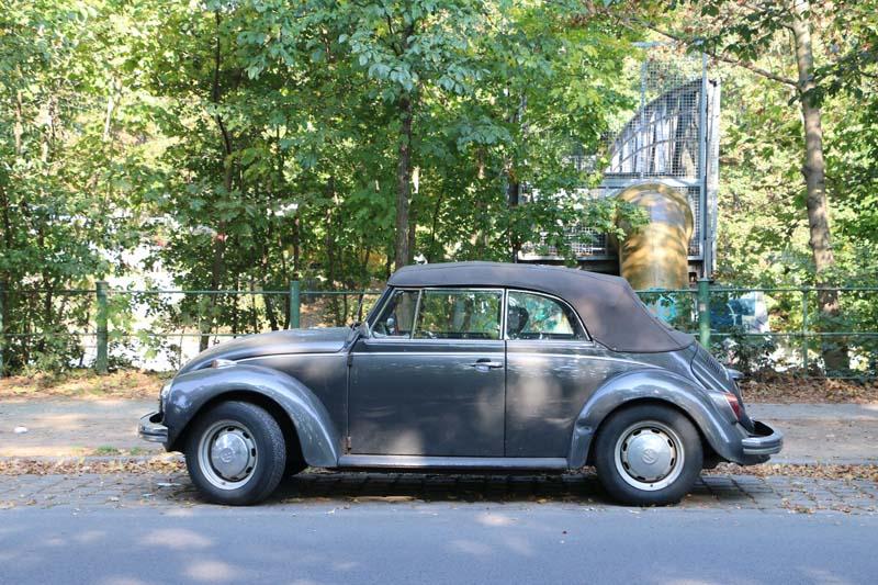 Black car in Neukolln