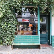 Green shop in Neukolln