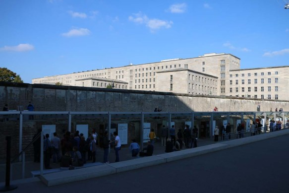 Topography Of Terror Holocaust