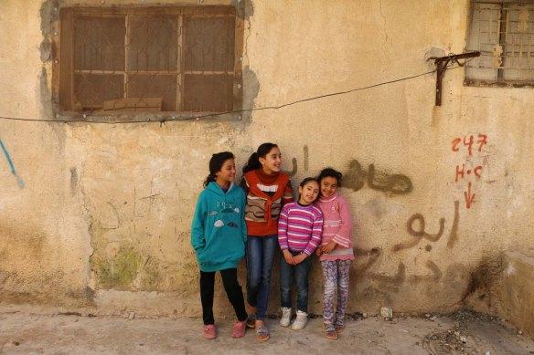 Gaza Refugee Camp