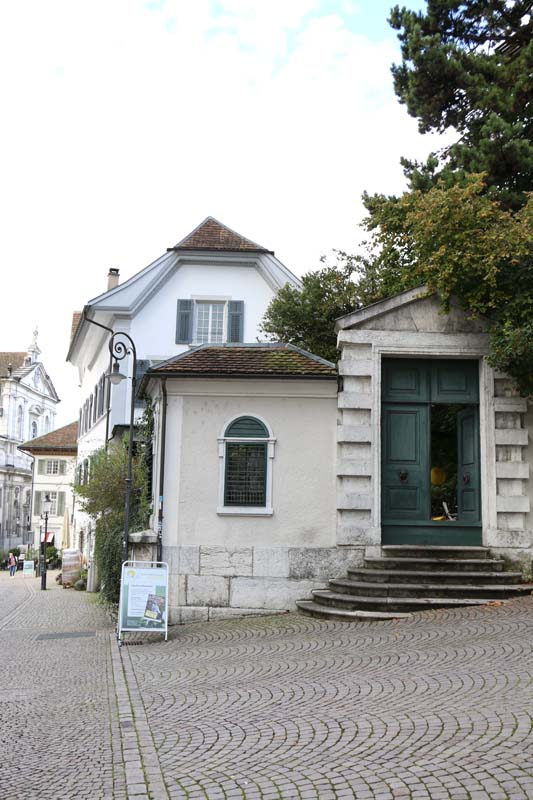 A house in solothurn switzerland