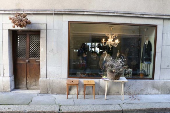 Beautiful interior and exterior in solothurn