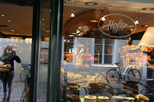 Hofer is one of the best chocolate shops in solothurn