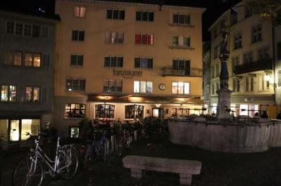 nightlife in zurich
