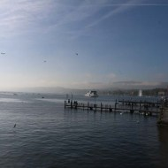 The big picture of Lake Zurich