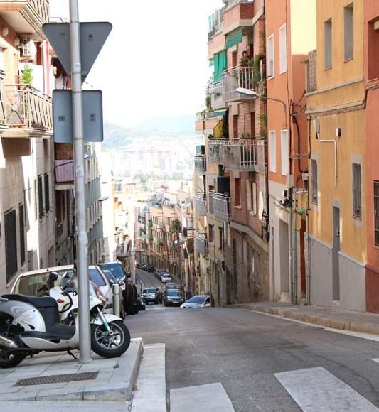 Streets of Barcelona
