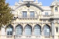 Barceloneta Archotecture