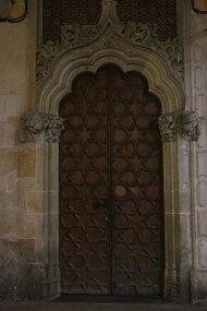 OId door