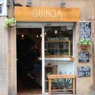 Quino shop in Barcelona