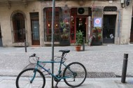 Bicycle in Barcelona