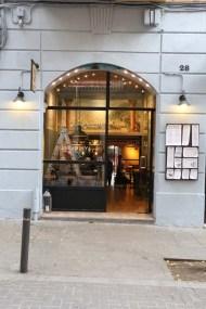 Aska Dinya Palestinian restaurant in Barcelona