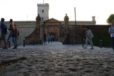 Montjuic Gate