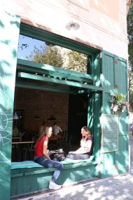 A very cool brunch and cafe in Barcelona