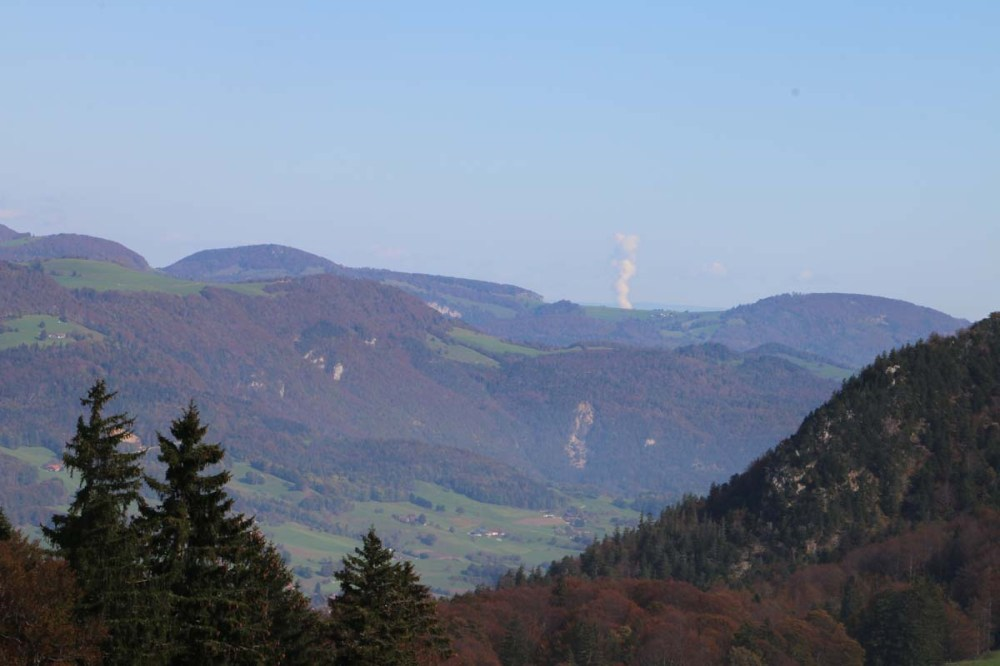 Jura Mountains Switzerland