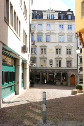 Zurich-Architecture