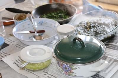 Mlokhieh in Nablus