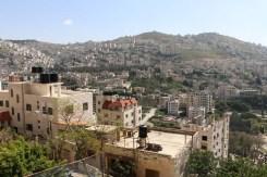 Overlooking Nablus جبل النار