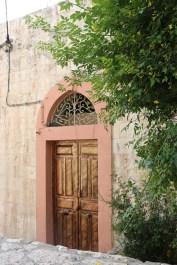 Going toward downtown Nablus البلد