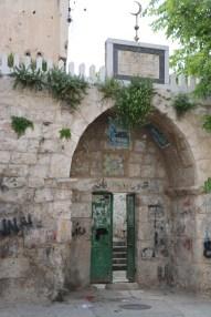 Downtown Nablus البلد