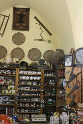 A spices shop