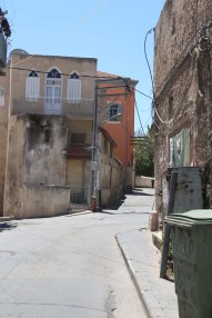 Visting Nasra in occupied Palestine by Israel